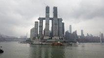 US$4.8 billion 'horizontal skyscraper' nears completion in China