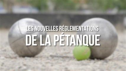 Les nouvelles réglementations de la pétanque : l'avis d'Alain Di Méglio, président de Pétanque Club Montpellier Celleneuve