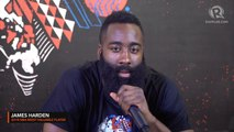 James Harden on his sense of urgency to win the title