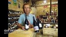 Les Héros de la Vigne - Guy Destribats nous présente une bouteille du Mas Lasta