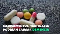 Usar anticolinérgicos está asociado con la demencia