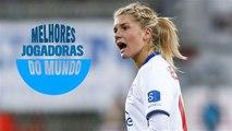 Melhores jogadoras do mundo: Ada Martine Stolsmo Hegerberg