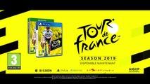 """Tour de France 2019 -  Le trailer du jeu vidéo """"Tour de France 2019"""" par Bigben !"""