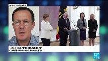 Inquiétudes autour de l'état de santé d'Angela Merkel