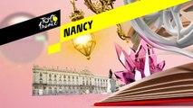 Nancy, votre place est ici