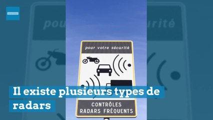 Sécurité routière : quels radars sur les routes de France ?