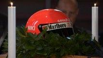 Abschied von Niki Lauda