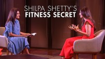 Want A Body Like Shilpa Shetty's? These Simple Chair Exercises That You Can Do In Office Will Help | Ambika Anand