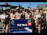 अंतरराष्ट्रीय नशा निषेध दिवस पर ITBP की मसूरी में जागरूकता रैली