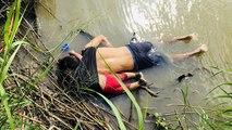 مثلما لفظ البحر الطفل أيلان.. نهر ريو غراندي يلفظ أبا وطفلته قرب الحدود الأمريكية