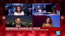 """""""Le gouvernement japonais reste discret sur le cas de Carlos Ghosn"""""""