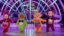 Teletubbies Do the Strictly on BBC Strictly Come Dancing!