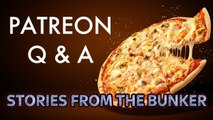 Pizza Party! We answer your questions | Stories From The Bunker Q&A
