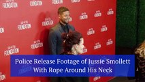 The Police Show New Footage In Jussie Smollett Case