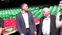 (Subtitled) Promoter Arum accused of belittling Pulev sexual harassment case