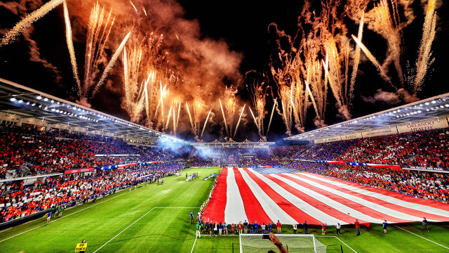 10 Stadiums Built Just for Major League Soccer