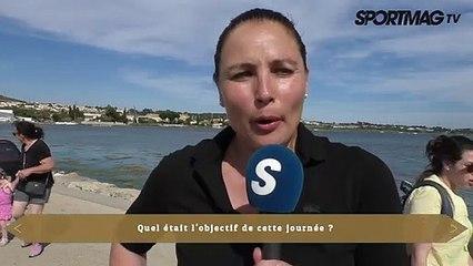 Journée olympique 2019 - Interview de Séverine Beltrame