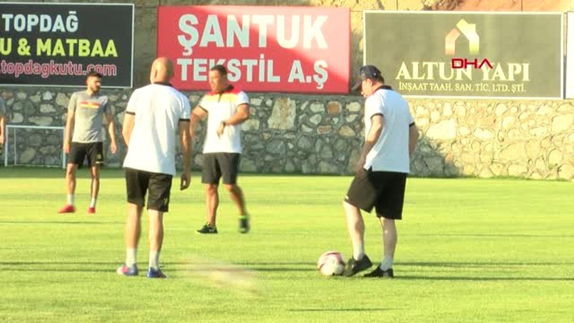 SPOR Yeni Malatyaspor, yeni sezon hazırlıklarına devam etti