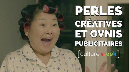 Culture Week by Culture Pub :  perles créatives et ovnis publicitaires