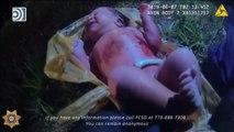 Impactante rescate de un bebé recién nacido abandonado en una bolsa de plástico en Estados Unidos