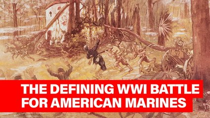 This Week in History: Devil Dog Dash– Marines at the Battle of Belleau Wood