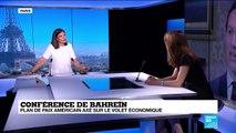 Conférence de Bahreïn : Kushner présente son plan de paix israélo-palestinien
