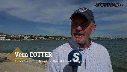 Journée olympique 2019 - Interview de Vern Cotter
