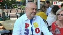 Rama flet për zgjedhjet dhe bojkotin- Top Channel Albania - News - Lajme
