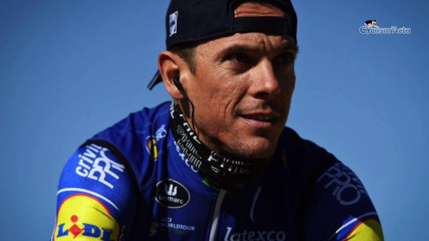 """Tour de France 2019 - Philippe Gilbert non retenu pour le Tour : """"Je ne comprends pas cette décision"""""""