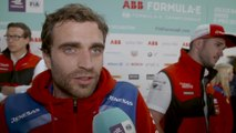 Formula E Swiss E-Prix - Jerome D'Ambrosio Post Race