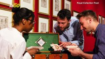 I Spy! Buckingham Palace's Art Gallery is Being Transformed Into an Escape Room