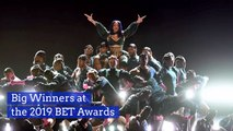 The 2019 BET Award Winners