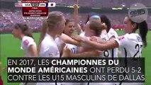 Pourquoi il est absurde d'utiliser la défaite des USA face à des U15 pour dénigrer les footballeuses ?