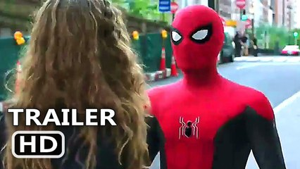 SPIDER MAN FAR FROM HOME Never Doing That Again Trailer