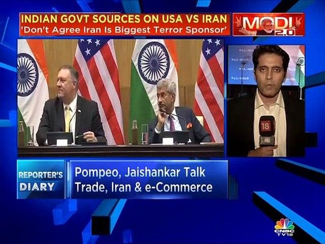 Mike Pompeo meets PM Modi, Foreign Minister; India raises trade, visa & terror concerns