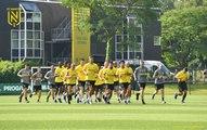 C'est l'heure de la reprise au FC Nantes !