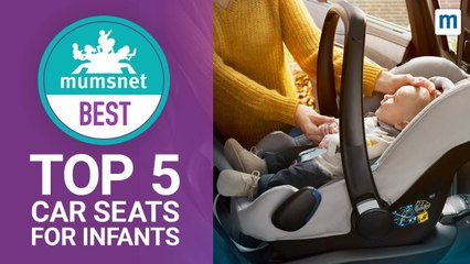 Top 5 Best Infant Car seats