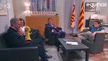 La parodie de Manuel Valls sur la tv catalane