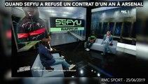 Quand Sefyu a refusé un contrat d'un an à Arsenal