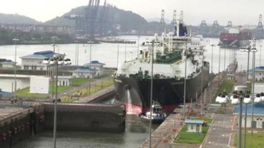 Panama Canal expansion celebrates 3rd anniversary with transit of 6500 ships