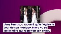 Sa belle-mère vient à son mariage en robe de mariée, les époux n'en reviennent pas