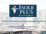 Isole Plus, rénovation énergétique et amélioration de l'habitat à Marsannay-la-Côte.