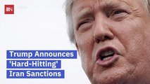 Trump's Latest Iran Sanctions