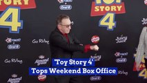 The Weekend Box Office Sales Of 'Toy Story 4'