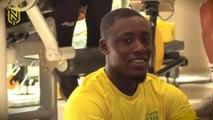 Dennis Appiah : ses premiers pas au FC Nantes