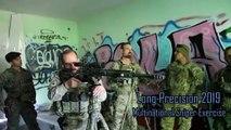 Francotiradores de élite de EEUU y España entrenan su puntería en la sierra de Madrid