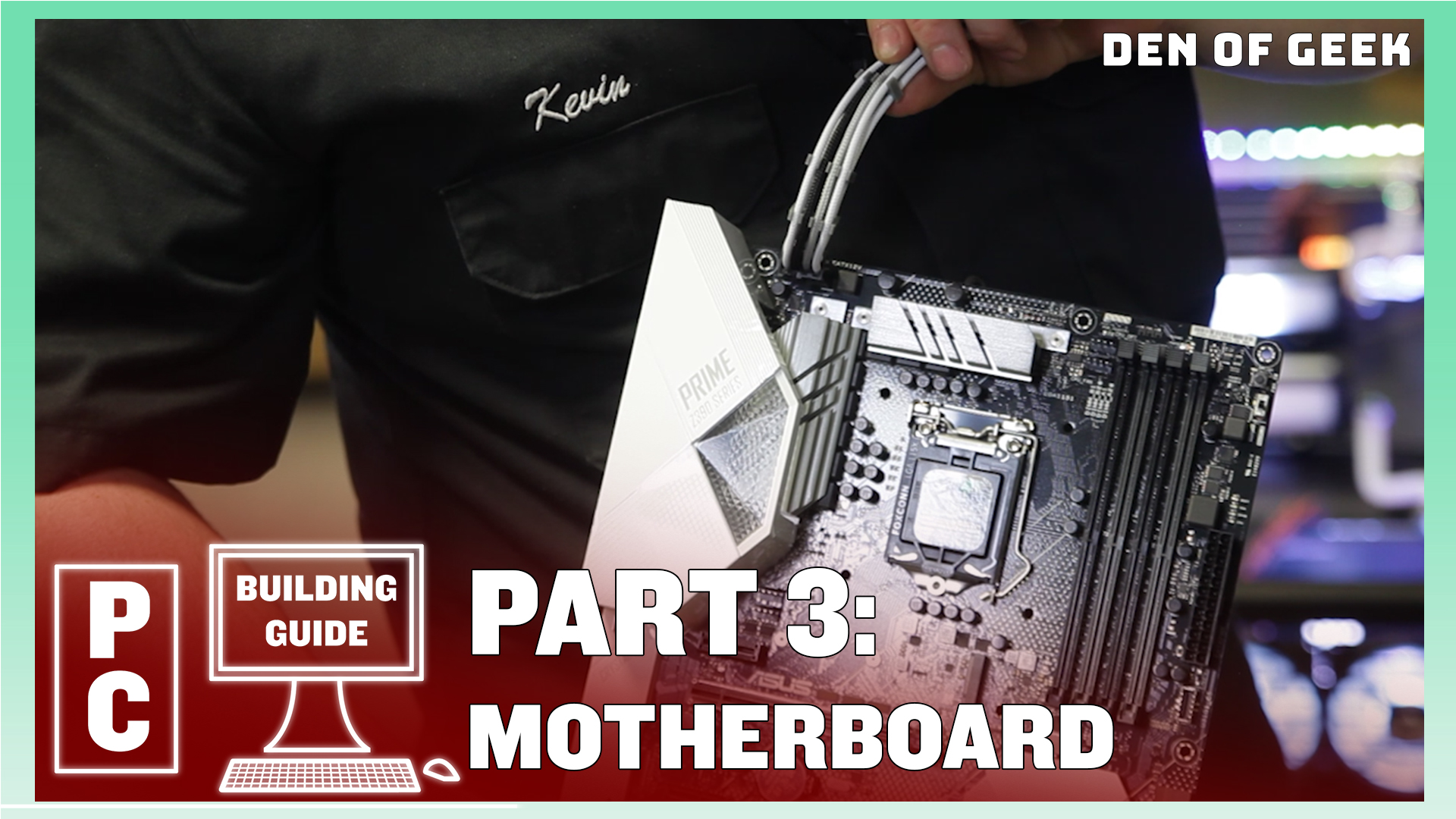 Den of Geek PC Building Guide: Motherboard (Part 3)