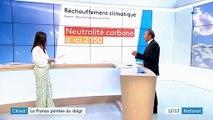 Réchauffement climatique : la France pointée du doigt pour des efforts insuffisants