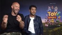 Toy Story 4 - Interview avec Jamel Debbouze et Franck Gastambide