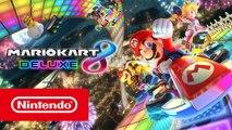 Mario Kart 8 Deluxe - Trailer de lancement